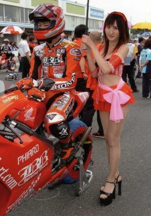 2006年バーニングブラッドRQ(全日本ロードレース)