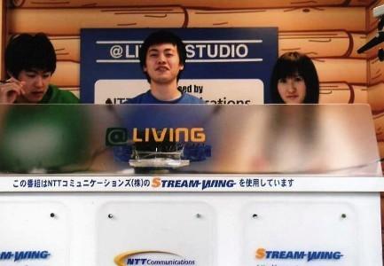 インターネットTV「格闘王国」公開生放送