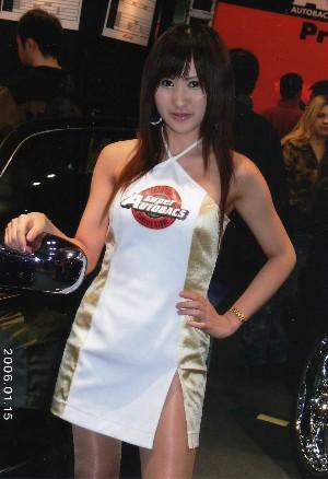 東京オートサロン2006(スーパーオートバックス)