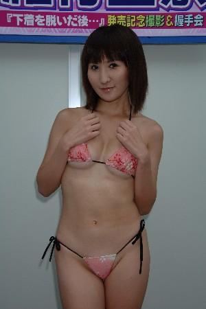 DVD「下着を脱いだ後…」発売記念ィベント(ソフマップアミューズメント館)